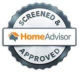 HomeAdvisor screened badge