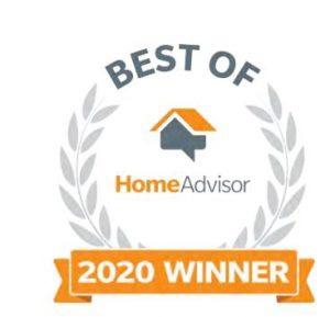 Best of HomeAdvisor badge