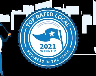 Top rated local award